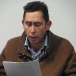 REPRESENTANTE EN LA FEDERACIÓN Y VOCAL: CARLOS IBAÑEZ GUILABERT