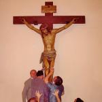 Imagen del Cristo del Perdón